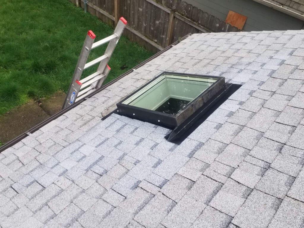 Roof Repair & Roofing: Composition Roof Repair